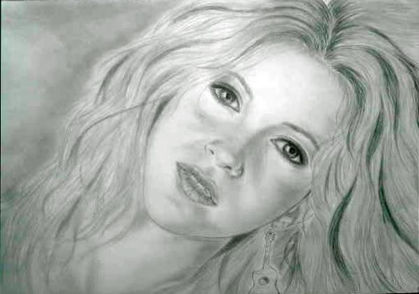 Shakira by zabouchan